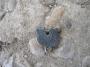 62. Bronz övlyuk erősítő macifejes