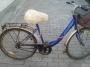 bicikli ülés huzat